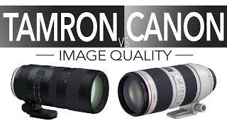 Download Tamron 70-200 f2.8 G2 IQ (vs Canon 70-200 f2.8 IS II) Video