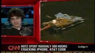 Download George Hotz @ CNN Video