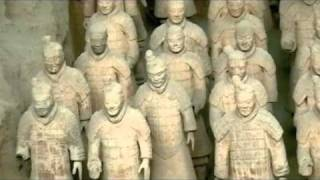 Download Xian, Museu dos Soldados de Terracota, China Video