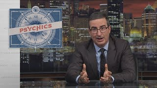 Download Psychics: Last Week Tonight with John Oliver (HBO) Video