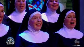Download 'Sister Act' Reunion: Whoopi Goldberg And Co-Stars Perform | The View Video