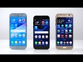 Download Samsung Galaxy A5 2017 vs. A3 2017 vs. Galaxy S7: Benchmark | SwagTab Video