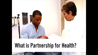 Download What is Partnership for Health? Video