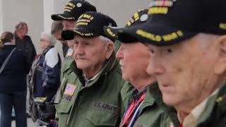 Download WWII 502nd PIR VET REUNITED WITH LOST GEAR Video