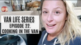 Download DAY IN THE LIFE: VAN LIFE FAMILY (How we cook in the VAN) Video