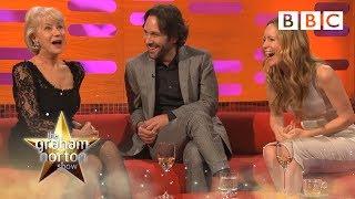 Download Helen Mirren & Leslie Mann on their annoying husbands | The Graham Norton Show - BBC Video
