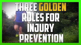 Download How to Avoid Running Injuries: Three Golden Rules [Ep13] Video