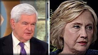 Download UNBELIEVABLE: GINGRICH JUST DROPPED BOMBSHELL THAT PROVES HILLARY'S A CHEAT! Video