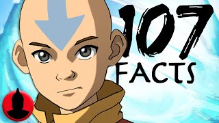 Download 107 Avatar: The Last Airbender Facts YOU Should Know! (ToonedUp #41) @ChannelFred Video