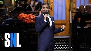 Download Aziz Ansari Stand-Up Monologue - SNL Video