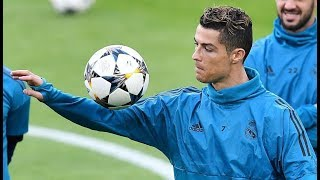 Download Cristiano Ronaldo In Training 2018 | Skills, Tricks, Freestyle, Goals Video