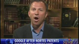 Download Apr 04, 2011: Google bids on Nortel patents Video