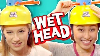 Download WET HEAD CHALLENGE (Squad Vlogs) Video