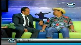 Download El Costeño se burla de Cuauhtemoc Blanco en su programa Video