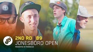 Download 2017 Jonesboro Open | Round 2, Back 9 | Wysocki, Koling, Lizotte, McCray Video