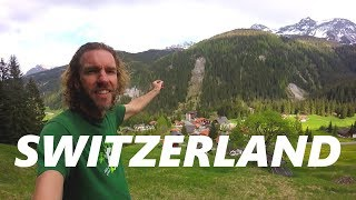 Download How to Travel SWITZERLAND on a Budget: Exploring the Alps Video