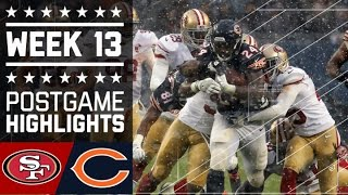 Download 49ers vs. Bears | NFL Week 13 Game Highlights Video