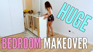 Download REDOING MY ROOM! My Room Makeover + Room Tour 2018! Video