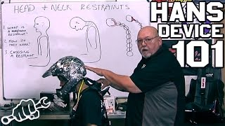 Download 3 Things you Need to Know about a HANS Device - Rock Rods Tech Video