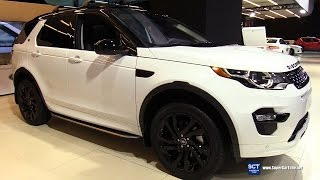 Download 2017 Land Rover Discovery Sport HSE Luxury - Exterior, Interior Walkaround - 2017 Montreal Auto Show Video