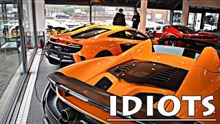 Download IDIOTS GO CAR SHOPPING: I NEED A NEW SUPERCAR!! Video