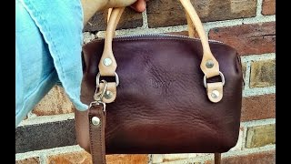 Download What's in My Bag - Leather Mini Duffel Love41/Saddleback Leather Video