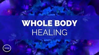 Download Whole Body Healing - Mind / Body Regeneration - 3.4 Hz + 7.83 Hz - Binaural Beats Video