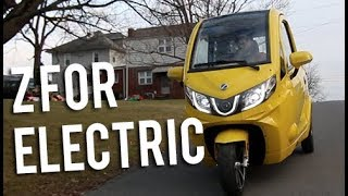 Download An electric scooter with seating for 3? Video