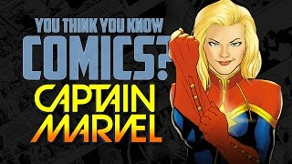 Download Captain Marvel - You Think You Know Comics? Video