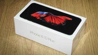 Download iPhone 6s Plus Unboxing, Setup and First Impressions Video