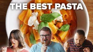 Download The Tastiest Pasta I've Ever Eaten Video