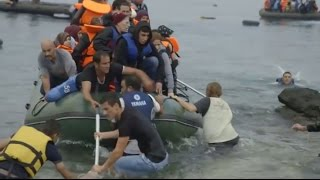 Download Samaritan's Purse Canada - The Rising Tide: Europe's Refugees Wash Ashore in Greece Video