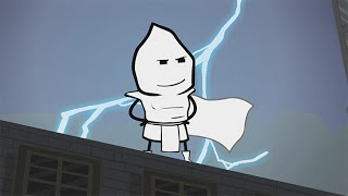Download The White Knight - Cyanide & Happiness Shorts Video