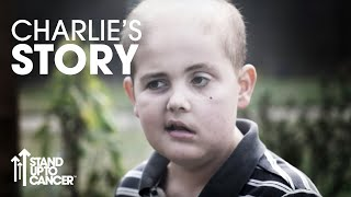 Download Charlie's Story | Brain Tumour | Stand Up To Cancer Video