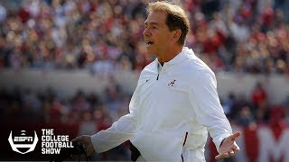 Download Should Alabama be penalized for weak non-conference schedule?   The College Football Show Video