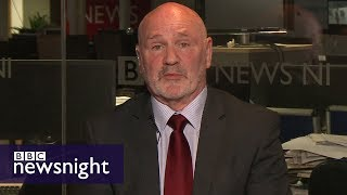 Download 'Theresa May has absolutely no mandate here': Sinn Féin's Alex Maskey - BBC Newsnight Video