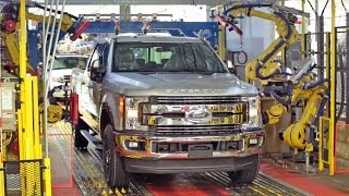 Download Ford F-Series (2017) PRODUCTION Video