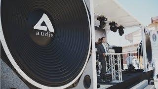 Download Alex Audio Самый большой динамик в мире. Регистрация рекорда Video