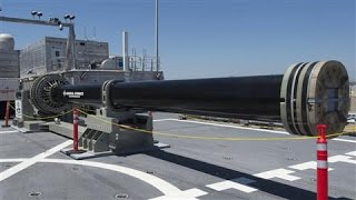 Download High-Tech Railgun Promises New Military Advantage Video