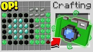 Download HOW TO CRAFT A $1,000,000 MOVIE! *OVERPOWERED* (Minecraft 1.13 Crafting Recipe) Video