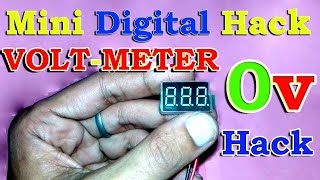 Download Digital Voltmeter Volt Measurement Hack ! Video
