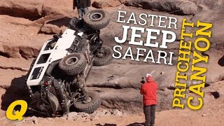 Download Pritchett Canyon Trail Run at Easter Jeep Safari 2017 Video