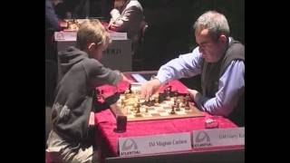 Download Magnus Carlsen Vs. Kasparov Video