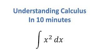 Download Understand Calculus in 10 Minutes Video