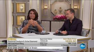 Download HSN   Diamond Couture Jewelry 10.16.2016 - 02 PM Video
