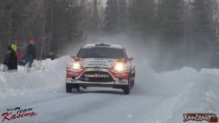Download Rally Team Kasing Arctic Lapland Rally 2017 - Summary Video