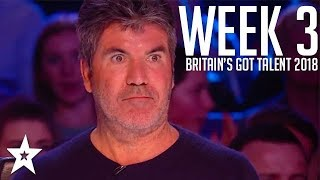 Download Britain's Got Talent 2018 | WEEK 3 | Auditions | Got Talent Global Video