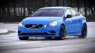 Download Snowdrift: Volvo S60 Polestar (with a bit of C63 AMG). And a drag race. - /CHRIS HARRIS ON CARS Video