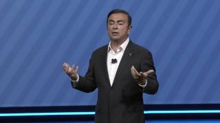 Download Nissan Keynote Address at CES 2017 Video