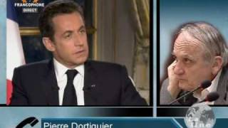 Download France: Sarkozy, discrimination raciale...-P.Dortiguier Video